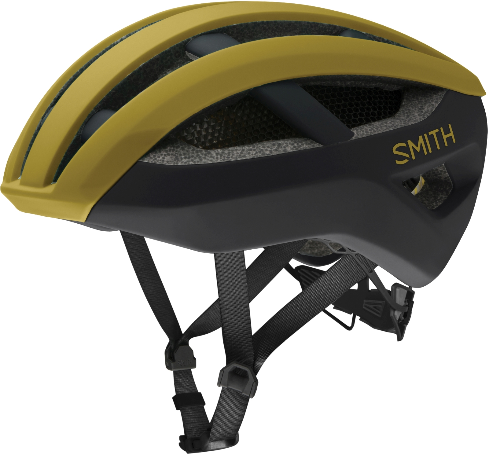 Smith Network MIPS  - matte mystic green - black 55-59