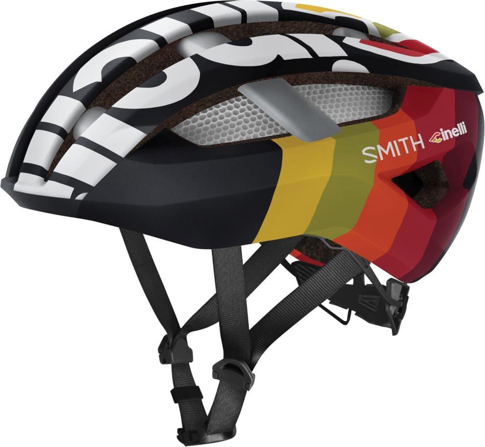 Cyklistická helma Smith Network MIPS - matte cinelli - Ski a Bike ... eb5d1c1aeaa