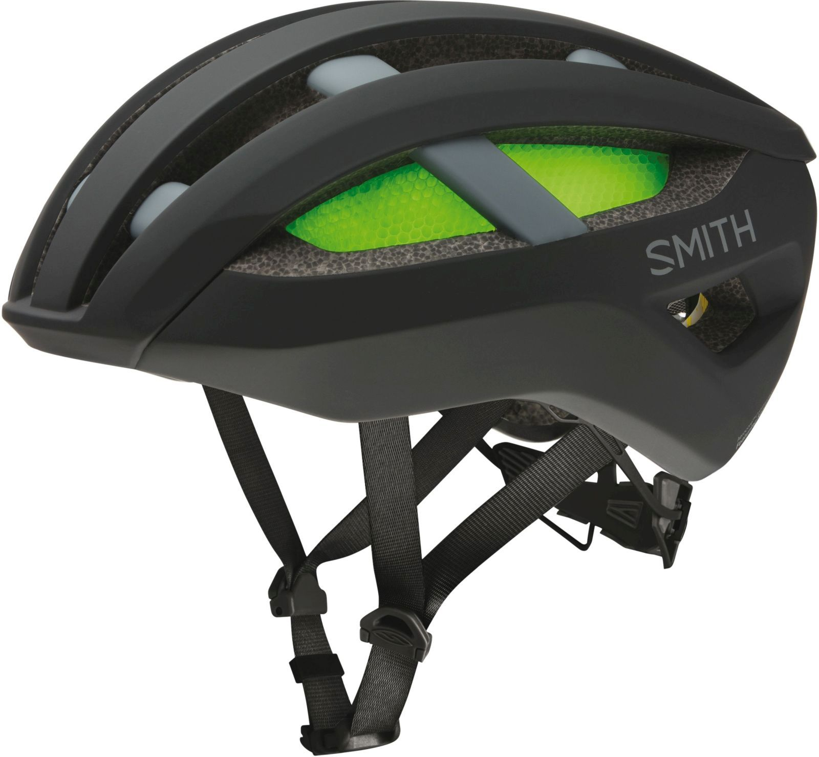 Smith Network MIPS  - matte black 59-62