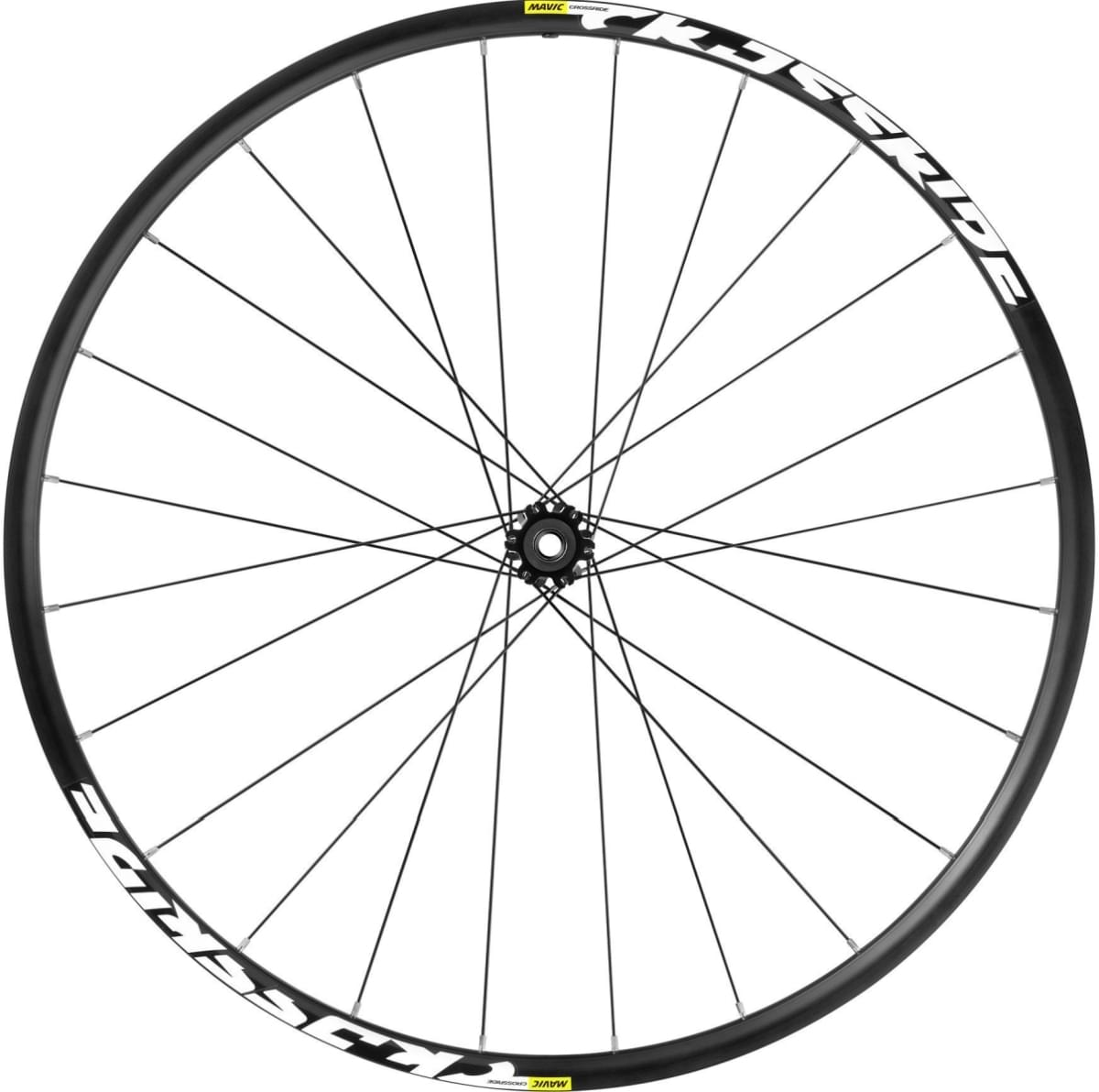 Mavic Crossride FTS-X 16 27,5 15/9mm Front uni