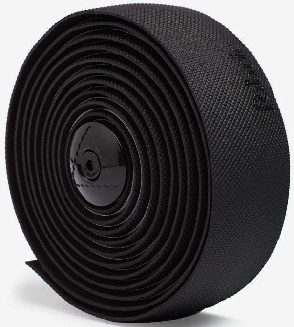 Fabric Knurl - black uni