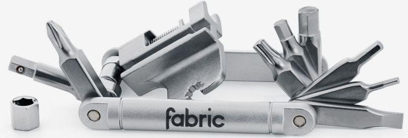 Fabric nářadí 16 In 1 Mini Tool Sv - Silver uni