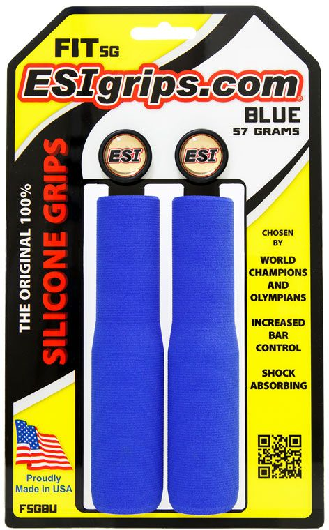 ESI Grips FIT SG - blue uni