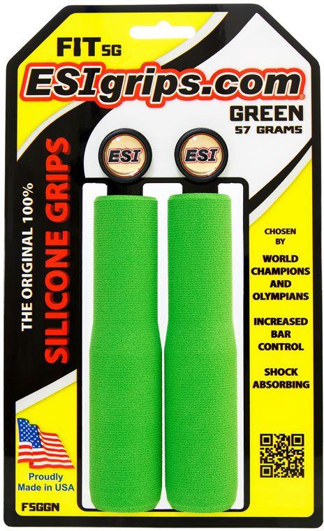 ESI Grips FIT SG - green uni