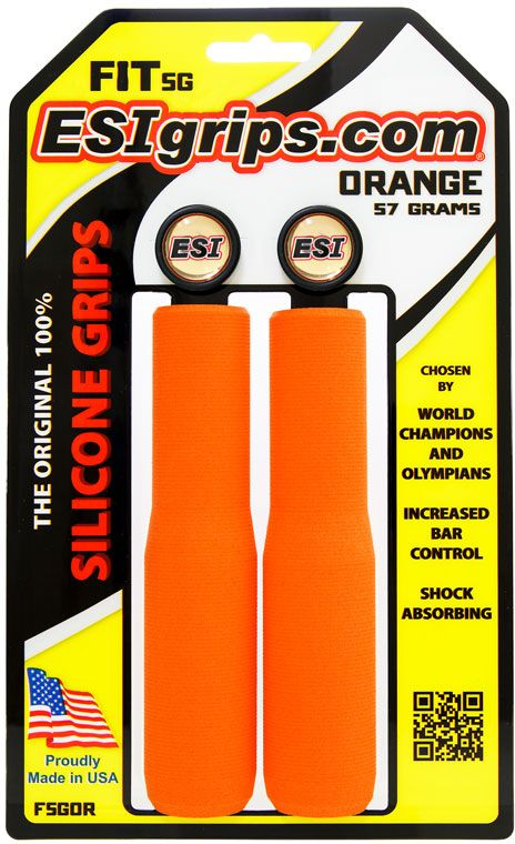 ESI Grips FIT SG - orange uni