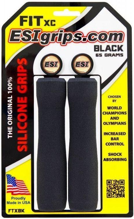 ESI Grips FIT XC - black uni