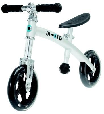 Odrážedlo Micro G-Bike+ Light alu uni