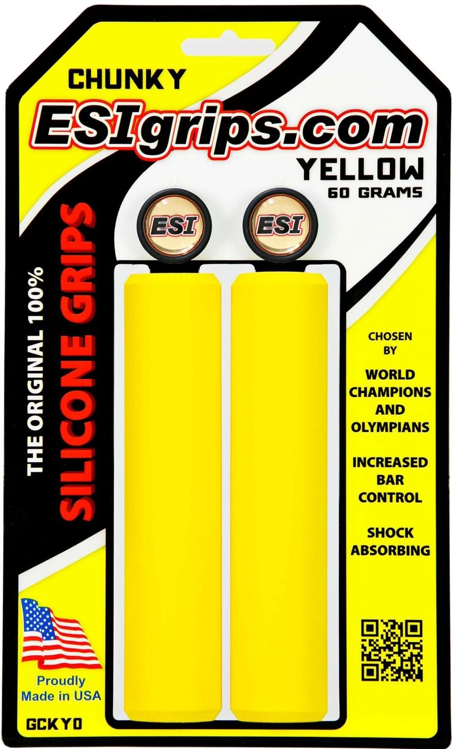 ESI Grips Chunky - yellow uni