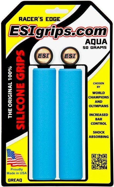 ESI Grips Racer's Edge - aqua uni