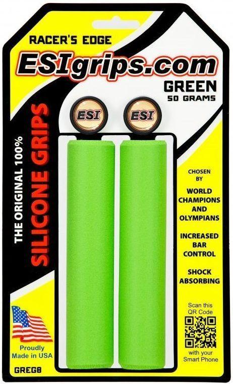 ESI Grips Racer's Edge - green uni