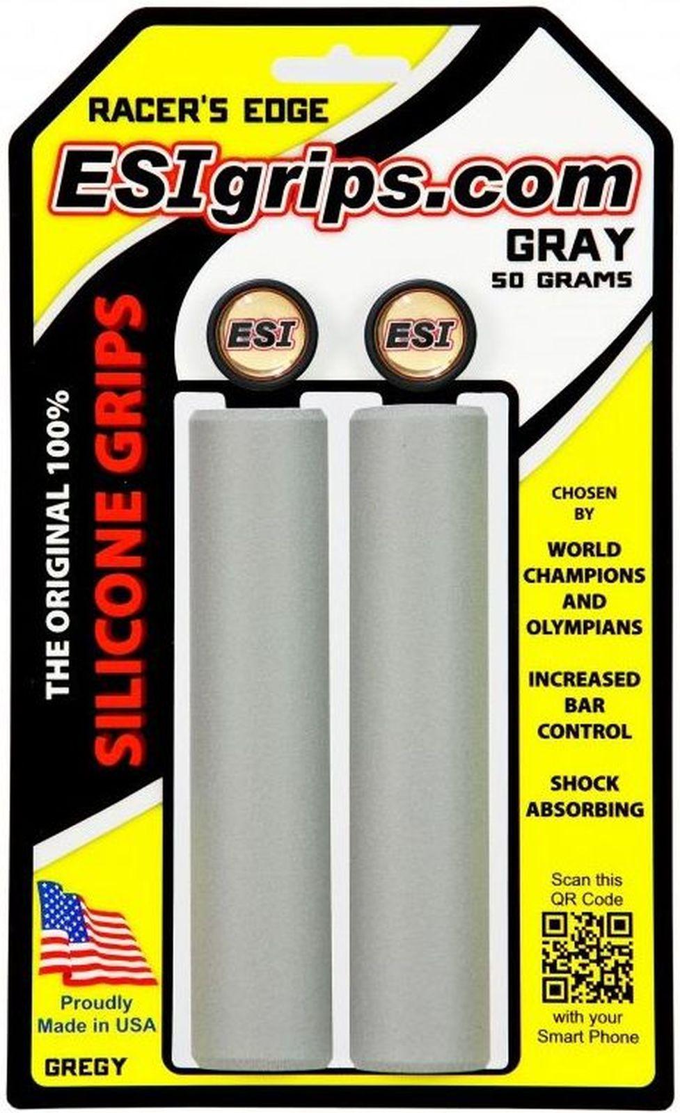ESI Grips Racer's Edge - gray uni