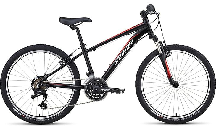 Dětské kolo Specialized Hotrock 24 XC - black/red/white 13
