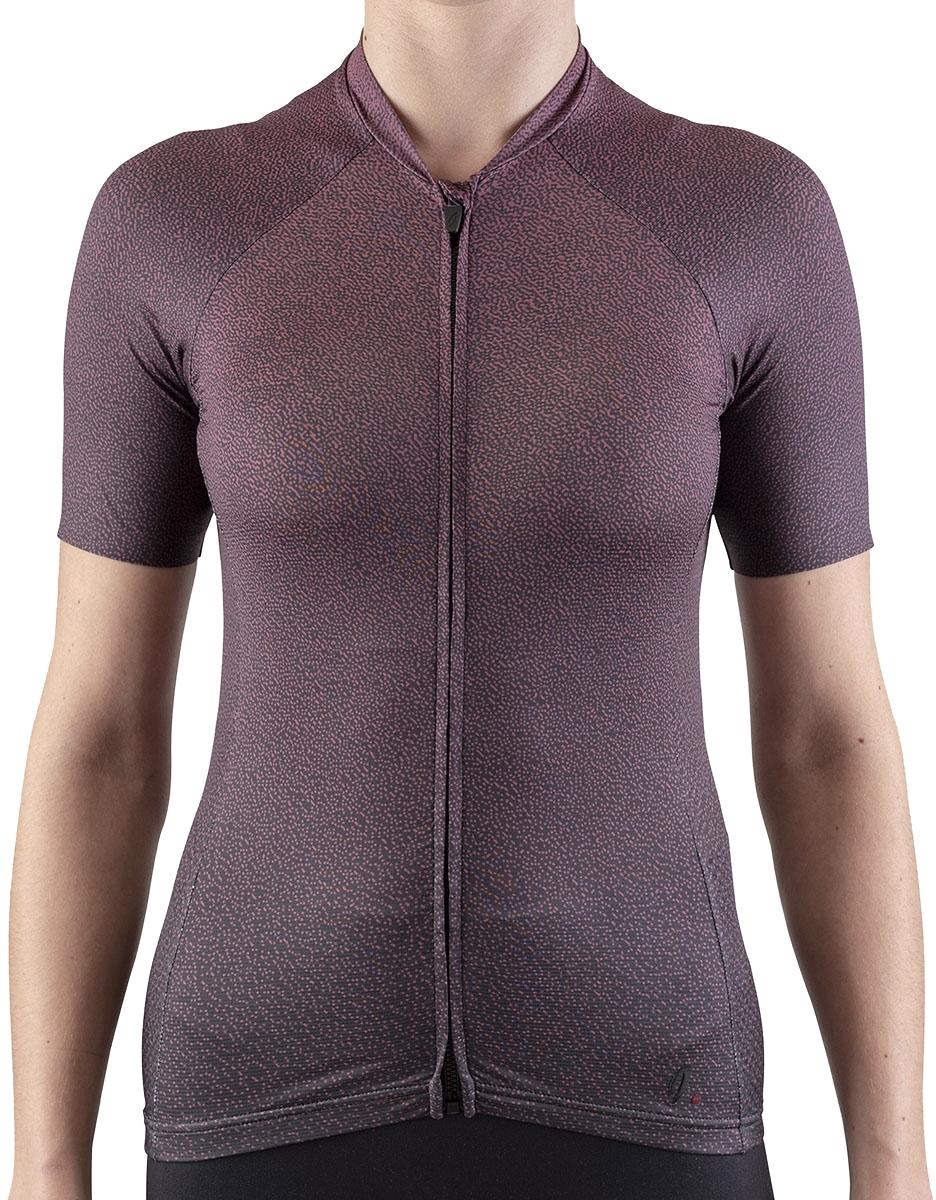 Isadore Alternative Cycling Jersey Cabernet Women L