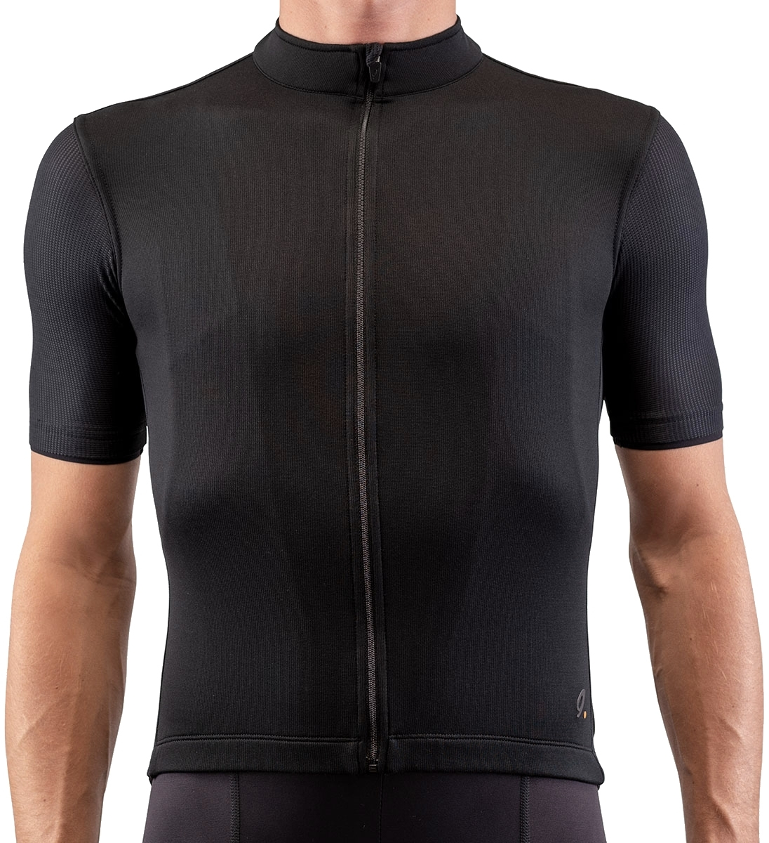 Isadore Signature Cycling Jersey - anthracite/anthracite L
