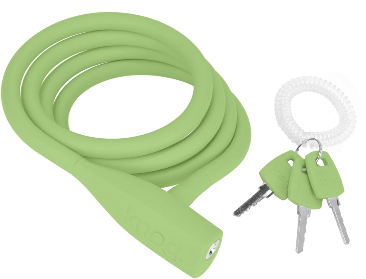 1f3f02ef881 Knog Party Coil - lime green uni