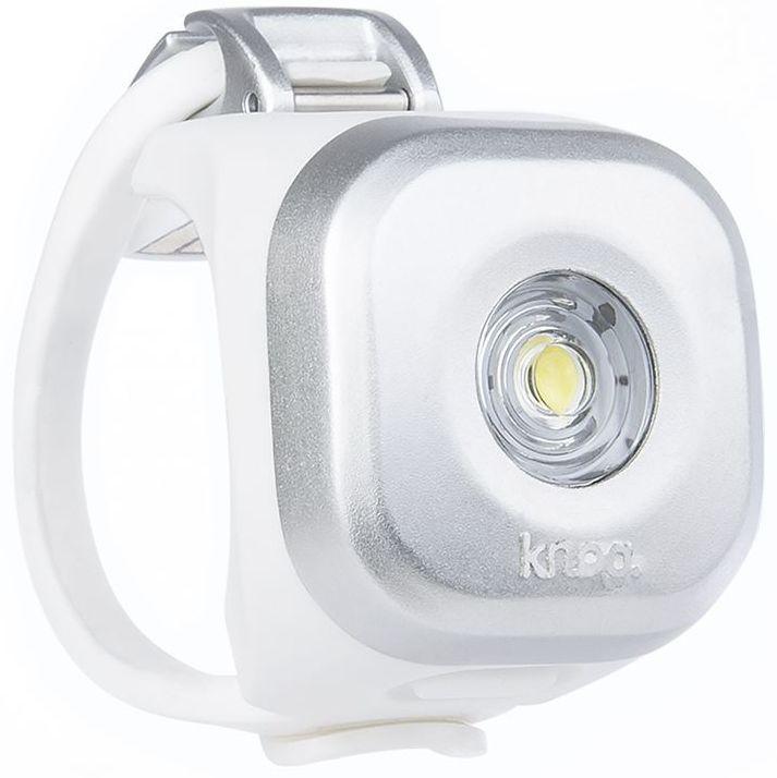 Knog Blinder Mini Dot Front - silver uni
