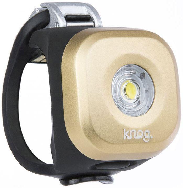 Knog Blinder Mini Dot Front - gold uni