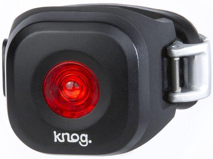 Knog Blinder Mini Dot Rear - black uni