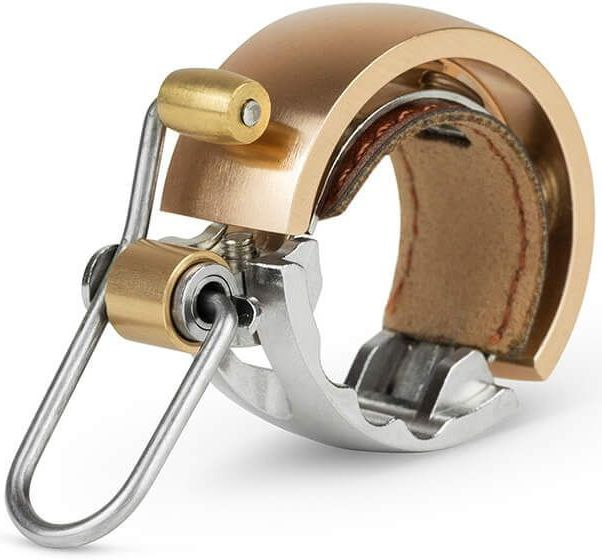 Knog Oi Luxe Small - brass uni