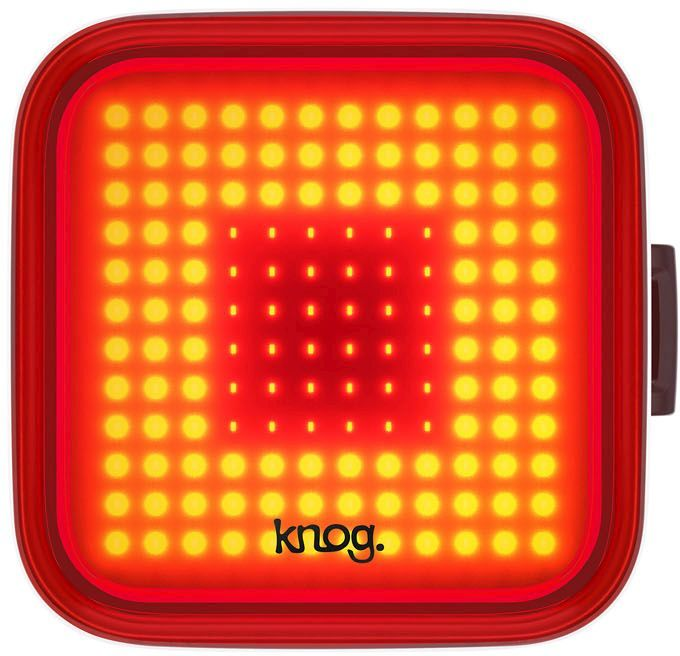 Knog Blinder Mob Square – black uni
