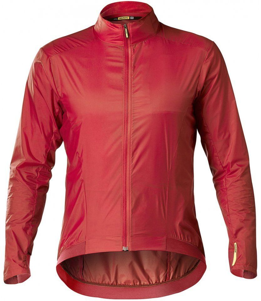 Mavic Essential Wind Jacket - red L