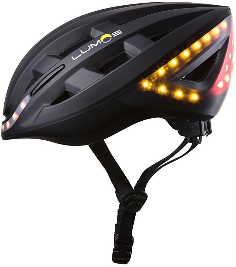 Lumos Helmet - Charcoal Black 54-62