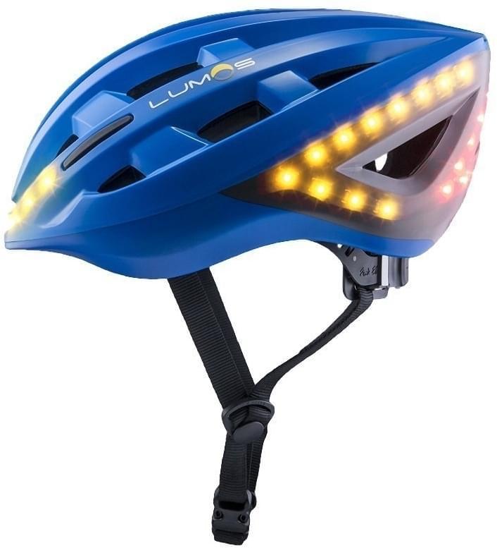 Lumos Helmet - Cobalt Blue 54-62