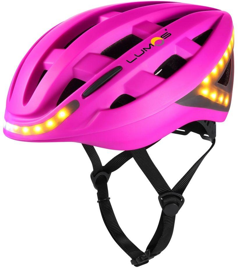 Lumos Helmet - Pink 56-60
