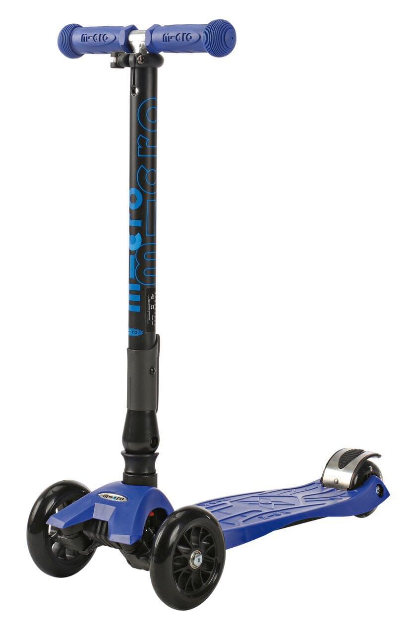 Maxi Micro T skládací - modrá (blue) uni