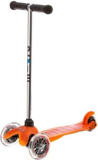 Koloběžka Micro Mini - orange uni