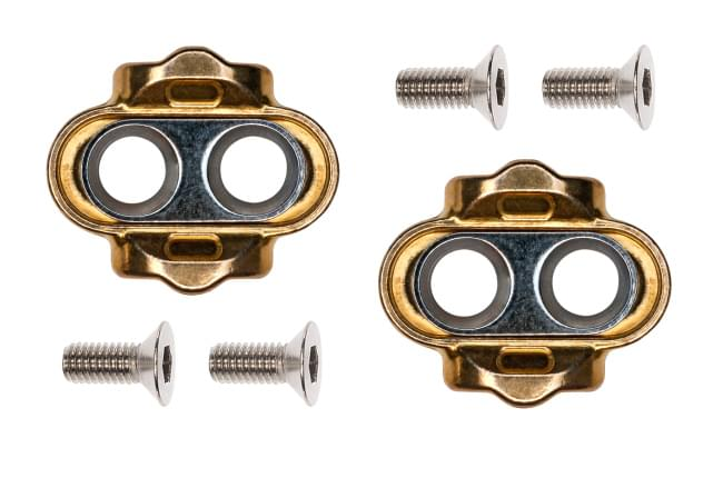 Crankbrothers Zero float cleats uni