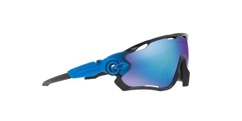 43557a4ca0a ... Cyklistické brýle Oakley Jawbreaker - Sapphire fade prizm sapphire  polarized