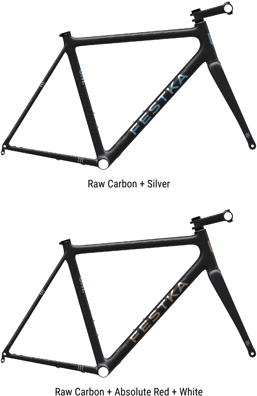 Festka - One Road Core Frame 50-60