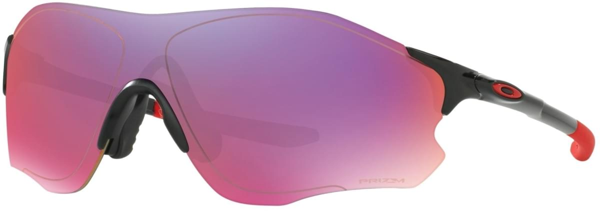 Oakley EVZero Path - Polished Black w/ PRIZM Road uni