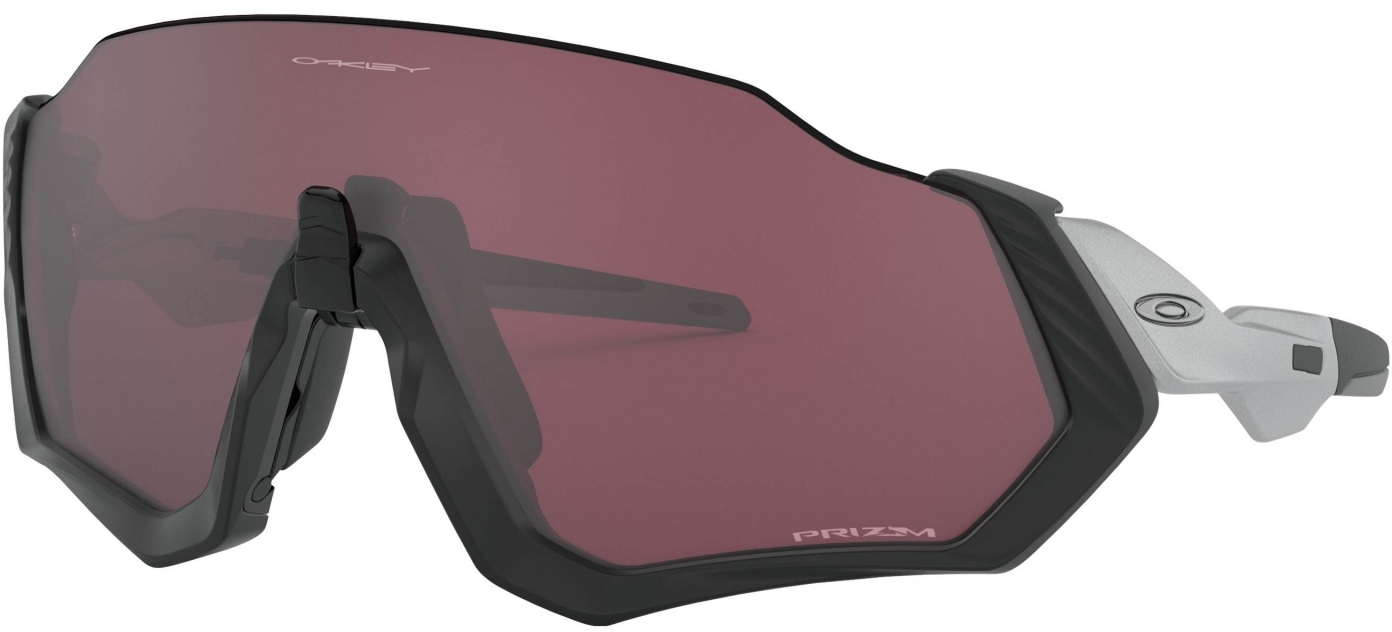 Oakley Flight Jacket - matt black/PRIZM Road black uni