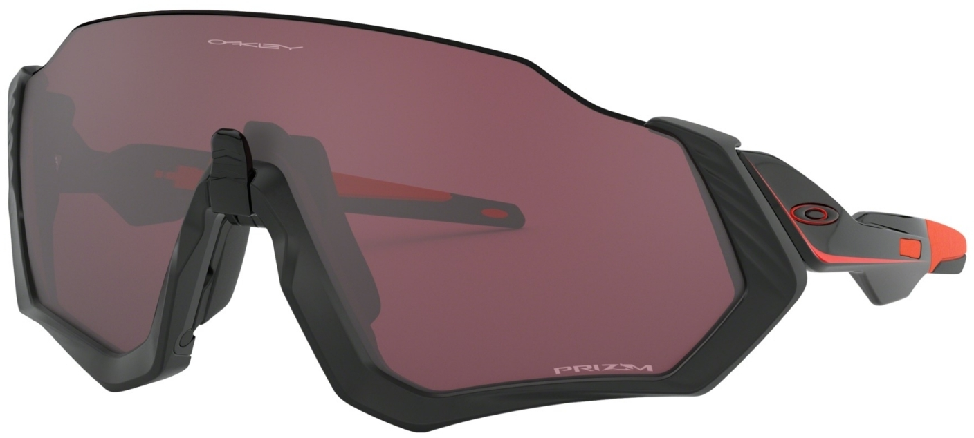 Oakley Flight Jacket - ignite/PRIZM Road Black uni