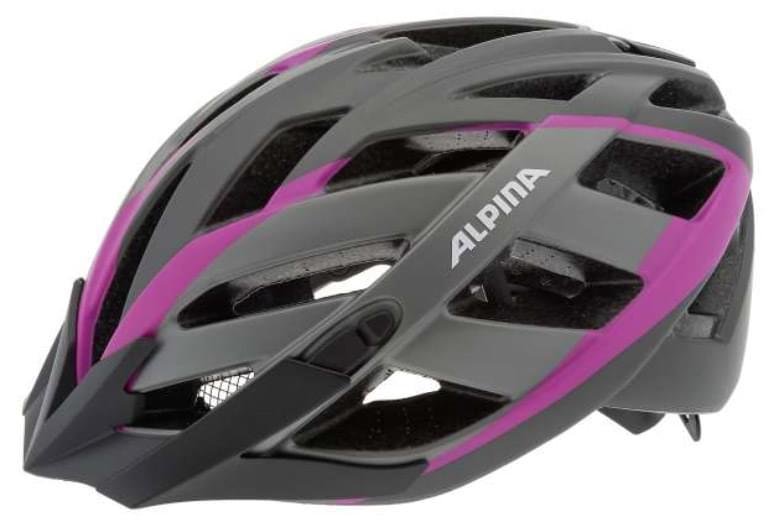 Alpina Panoma l.e. - titanium-pink 56-59