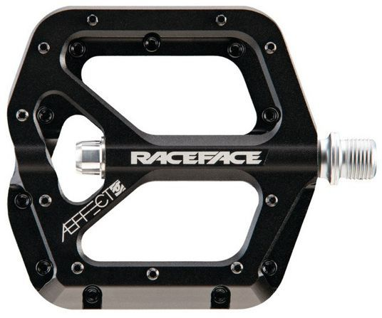 Race Face Aeffect - black uni