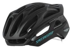 Dámská cyklistická helma Specialized S-Works Prevail - Black/Turquoise