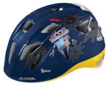 a0a80ef5f8 Dětská přilba na kolo s blikačkou Alpina Ximo – fox - Ski a Bike ...