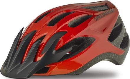 Cyklistická helma Specialized Align - red fade