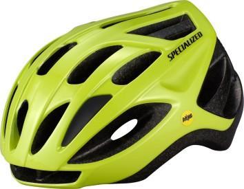 Cyklistická helma Specialized Align Mips - hyper green