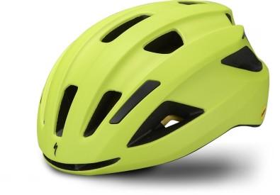 Cyklistická helma Specialized Align II Mips - hyperviz/black reflective