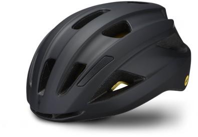 Cyklistická helma Specialized Align II Mips - black/black reflective