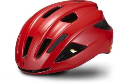 Cyklistická helma Specialized Align II Mips - flo red