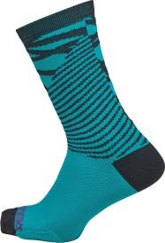 Cyklistické ponožky Specialized Road Tall Sock – Lines Mixtape