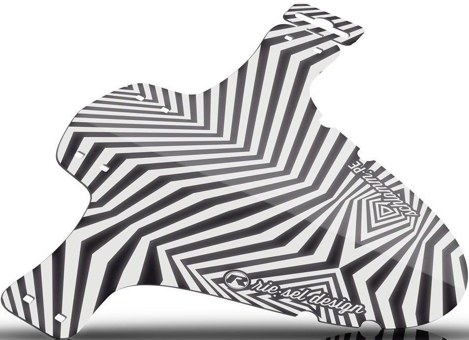 Rie:sel Design Schlamm:PE - dazzle reflexní uni
