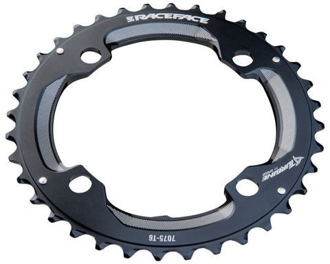 Race Face Chainring Turbine 11spd 104x38 - black 104x38