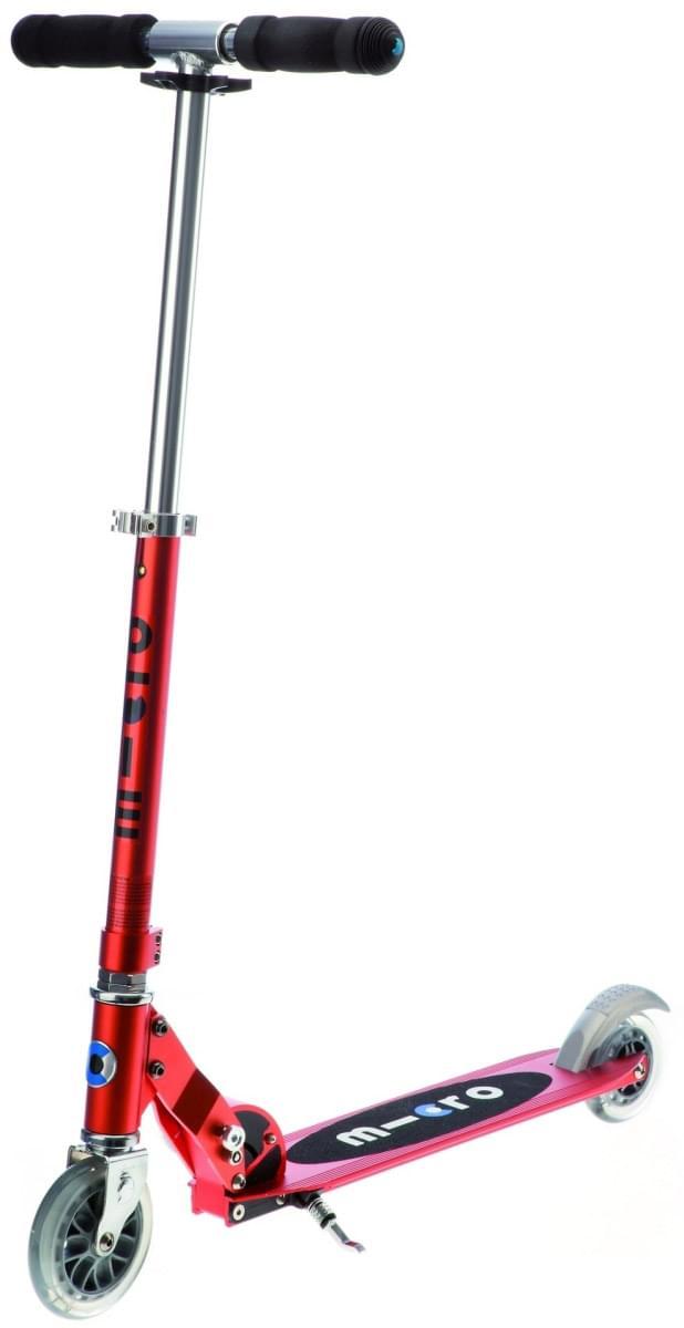 Koloběžka Micro Sprite červená (red) uni