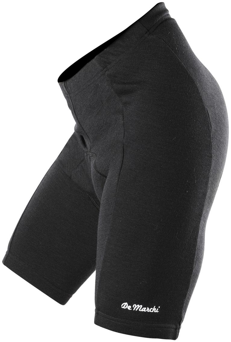 De Marchi Classico Merino Short - black L